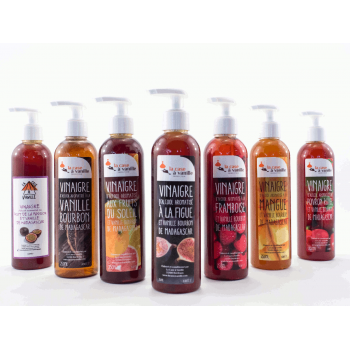 SELECTION VINAIGRES ARTISANAUX